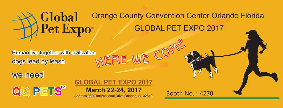 Orange County Convention Center Orlando Florida GLOBAL PET EXPO 2017